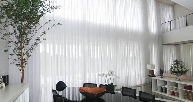 Como saber a altura certa da sua cortina